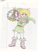Link c: by strangmusicobsession