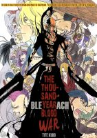Bleach Chapter 547 review by jkphantom9