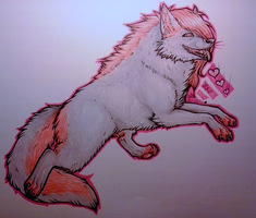 pinkbottom by foxteeth