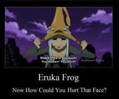 Eruka Frog: Don't Hurt Her by MoonlightDewz