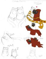 Journey Sketch Dump by SteamMouse
