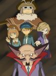 This is the end for you Layton by OkamiRemedy