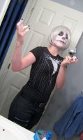 Jack Skellington cosplay by thedarkartistgirl