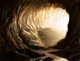 Cave by simbalm