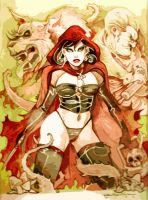 Red Hood667 by dragonfish74