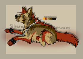 Point Auction Adoptable 3 by Rianach