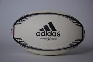 Rugby Ball Photo  by Musicislove12