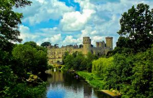 Warwick castle...... by yatesmon