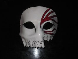 Kurosaki Ichigo hollow mask by akinra-workshop
