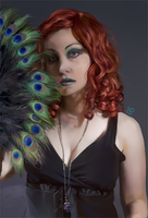 Curls and Feathers by Salacia-of-Vanadiel