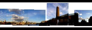 London Panoramic by lovephotography