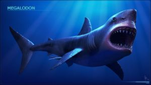 Megalodon By Sash4all-d4xsb5s by ugur274