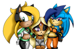 The Girls by XxElectricBeautyxX