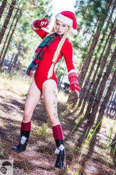 Holiday Cammy White by MeganCoffey