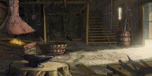 Gilead Forge by Rusty001