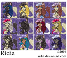 Ridia August 2006 by ridia