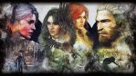 Witcher Wall Papaer by AltarioXXIII