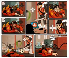 Brother can you spare a health by OhSadface