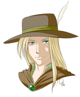 Soerl SAI Portrait by TheCatlady