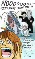 DN Shark page by tinling