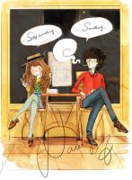 Say something by nancy0039