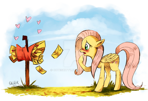 FlutterValentine by CuteSkitty