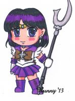 SD Chibi Saturn by Rabbit-of-the-Moon