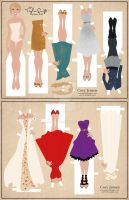 Taylor Swift Paper Doll by Cor104