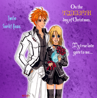 :+: 12 Day of Christmas 08 :+: by zoro4me3