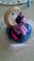 Twilight Sparkle Glow-in-the-dark by MaquettePonet