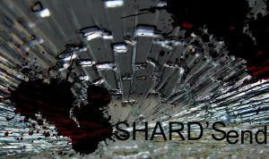 Shard's End Cover for ~DokuKaminari by 1r0zz0