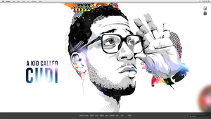 Cudi Desktop by xXFUNSIZEXx