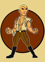 Doc Savage by AlanSchell