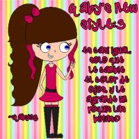 Gaby's New Style by gaby38