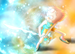 Pearl Spear by KyuubiCore