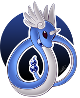Dragonair by Shilokh