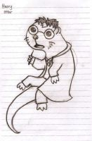 Harry Otter by The-Original-Moo-DOg