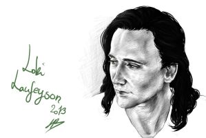 Dat Loki Hair by M-Asami-the-szilf