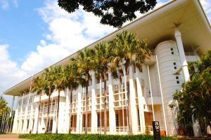 Parliament House, Darwin by wildplaces