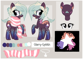 Starry-Splotch REF by Sutexii
