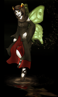 Kanaya: Ascend by Chocolate-Shinigami