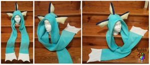 Vaporeon Scoodie by CalicoSarah