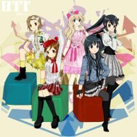 K-ON: Let's Go by Narika-chu