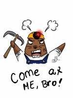If Resetti was in Smash Bros. by 11cleyva