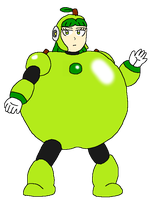 Apple Woman by Dimensional-Expander