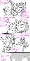 A letter from Amy Rose - Part 3 by P-SamyClariettaNL
