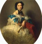 Countess Varvara Alekseyevna Musina Pushkina by hogret