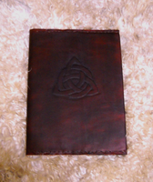 Leather Composition Notebook Cover by RuehlLeatherWorks