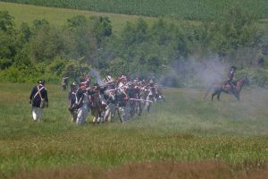 Battle of Monmouth 10 by uglygosling