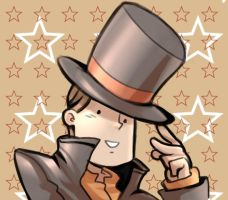 Professor Layton by EarthWindFire